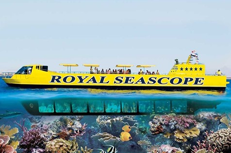 Royal Sea Scope Semi-Submarine Hurghada